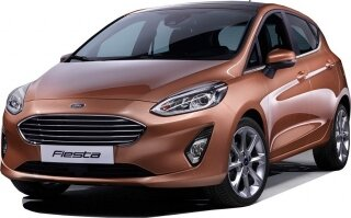 2018 Ford Fiesta 1.0 100 PS Otomatik Trend Araba