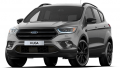 2018 Ford Kuga 2.0 TDCi 180 PS PowerShift Titanium (4x4)