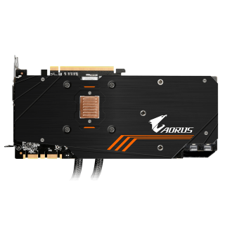 Gigabyte AORUS GeForce GTX 1080 Ti Waterforce Xtreme Edition Resimleri