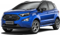 2018 Ford EcoSport 1.5 TDCi 100 PS ST-Line (4x2) resim