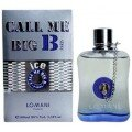 Lomani Call Me Big B Ice EDT 100 ml Erkek Parfümü