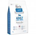 Brit Care Adult Large Breed Lamb & Rice 3 kg resim