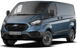 2018 Ford Transit Custom Van 2.0 TDCi 130 PS Trend (340L) 2018 Araba