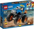 LEGO City 60180 Traffic Monster Truck