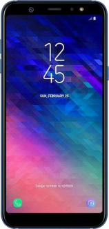 Samsung Galaxy A6+ Plus Çift Hat / 64 GB Cep Telefonu