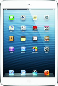 Apple iPad Mini Wi-Fi + Cellular 64 GB / 4G (MD542TU/A, MD545TU/A) Tablet