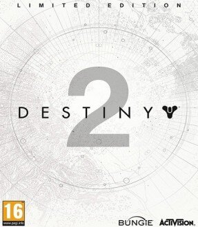 Destiny 2 Limited Edition Xbox One Limited Edition Oyun