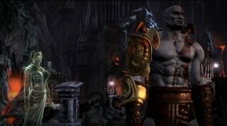 God Of War 3 PS3 Resimleri