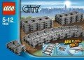 LEGO City 7499 Flexible Tracks
