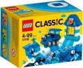 LEGO Classic 10706 Blue Creativity Box resim
