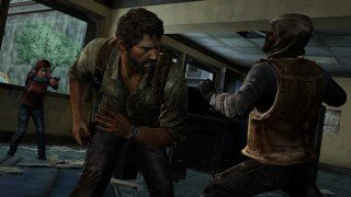 The Last of Us Remastered PS4 Resimleri