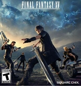 Final Fantasy XV Day One Edition PS4 Resimleri