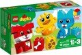 LEGO Duplo 10858 My First Puzzle Pets resim