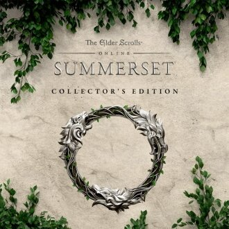 The Elder Scrolls Online Summerset Collector's Edition PC Oyun