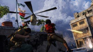 Uncharted The Nathan Drake Collection PS Resimleri