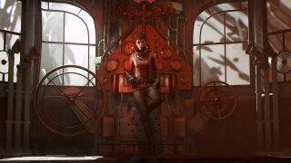 Dishonored Death Of The Outsider PS Resimleri