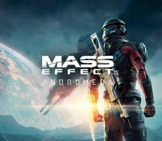 Mass Effect Andromeda Deluxe Edition PS Resimleri