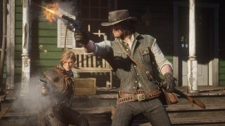 Red Dead Redemption 2 Ultimate Edition PS Resimleri