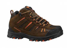 Columbia Youth Pisgah Peak Mid Waterproof resim