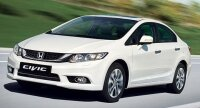 2014 Honda Civic Sedan 1.6 Elegance Eco resim