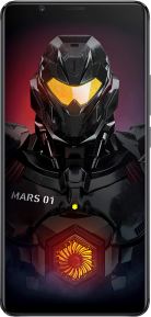 ZTE Nubia Red Magic Mars resim