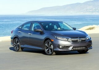 2019 Honda Civic Sedan 1.6 125 PS CVT Executive Eco Resimleri