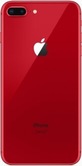 Apple iPhone 8 Plus (PRODUCT)RED Special Edition Photos