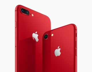 Apple iPhone 8 (PRODUCT)RED Special Edition Photos