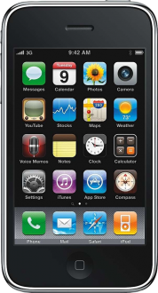 Apple iPhone 3GS Photos