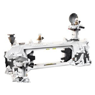 Lego Star Wars 75098 Assault on Hoth   Resimleri