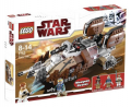 LEGO Star Wars 7753 Pirate Tank resim