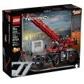 LEGO Technic 42082 Rough Terrain Crane resim