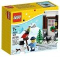 LEGO Creator 40124 Winter Fun resim
