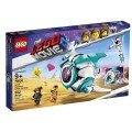 LEGO Movie 70830 Mayhem's Systar Starship resim