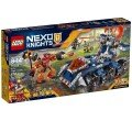 Lego Nexo 70322 Knights Axls Tower Carrier