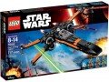 LEGO Star Wars 75102 Poe's X-Wing Fighter resim
