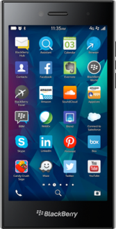 BlackBerry Leap Photos