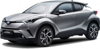 2019 Toyota C-HR 1.2 Turbo 116 PS Multidrive S Dynamic (4x4) Resimleri