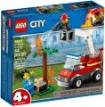 LEGO City 60212 Barbecue Burn Out resim