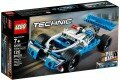 LEGO Technic 42091 Police Pursuit resim
