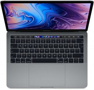 "Apple MacBook Pro 13.3"" (MUHP2TU/A) Ultrabook Resimleri"