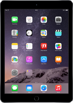 Apple iPad Air 2 Wi‑Fi + Cellular 16 GB (MGH72TU/A, MH1C2TU/A, MGGX2TU/A) Tablet