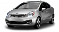 2015 Kia Rio Sedan 1.4 109 PS Otomatik Concept Plus resim