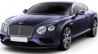 2015 Bentley Continental GT 6.0 W12 590 PS Otomatik resim