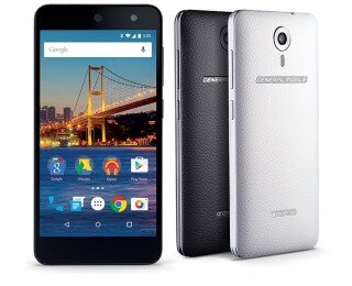 General Mobile 4G Android One Resimleri