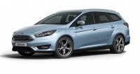 2015 Ford Focus SW 1.5 TDCi 120 PS Powershift Style resim