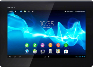 Sony Xperia Tablet S (SGPT121TR/S) Tablet