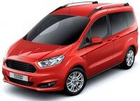 2015 Ford Tourneo Courier 1.5 TDCi 75 PS Deluxe resim