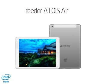 Reeder A10iS Air Tablet Resimleri