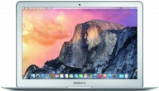 "Apple MacBook Air 13.3"" (MJVG2TU/A) Ultrabook Resimleri"